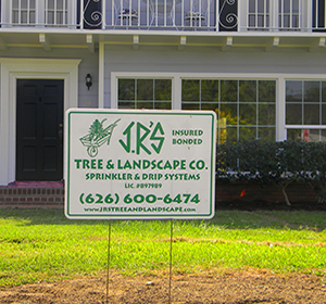 JR'S Tree Service proudly served Pasadena area for over 20 years